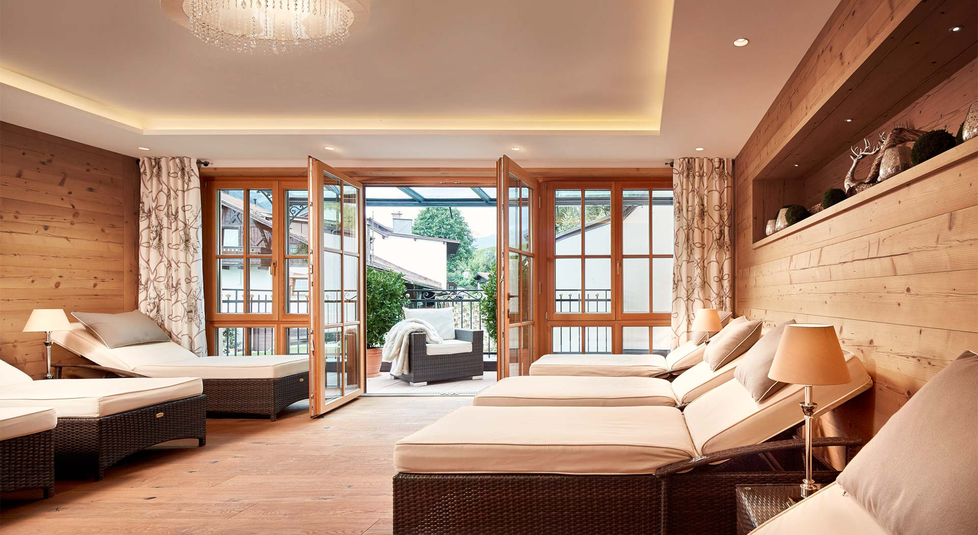 Wellness Alpin Vital Hotel Gletscherblick St Anton