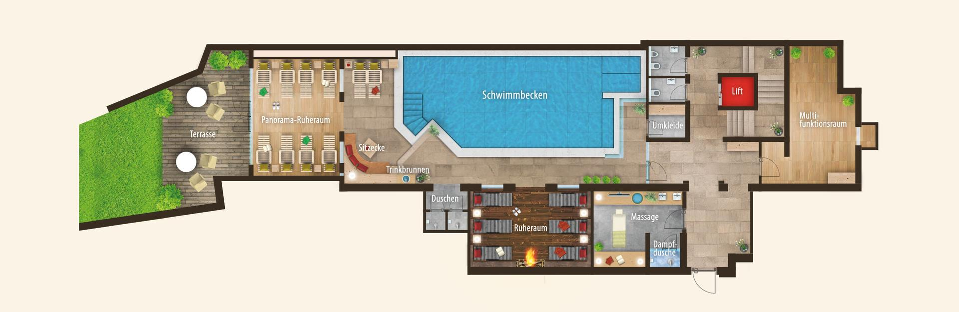 With Our Enhanced Facilities Featuring A New 12 X 15 M Indoor Swimming Pool Two Generous Relaxation Rooms And Terrace An Adjacent Garden Area